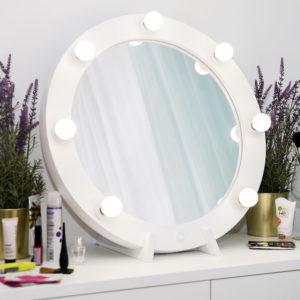 Зеркала для гримерных столиков